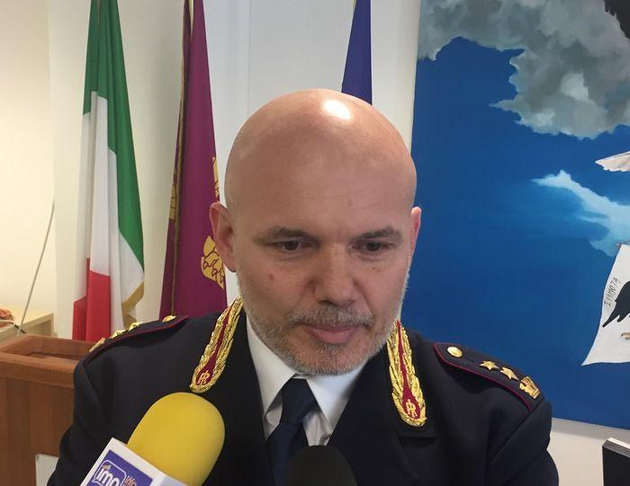 L'Aquila, Tommaso Niglio nuovo capo della Squadra Mobile