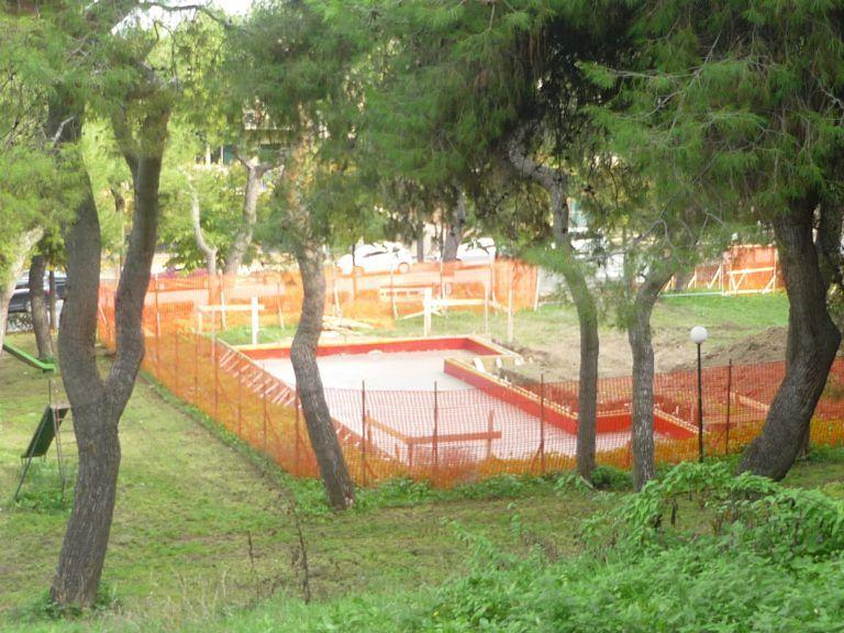 Giulianova, Mastromauro su chiosco nel parco via Matteotti: 'per la Vongola Ubriaca ok anche dalla  Soprintendenza'