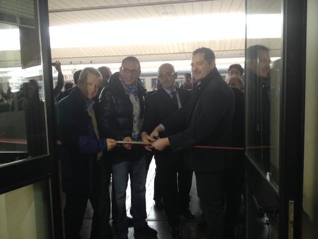 Legambiente Abruzzo: la nuova sede nella stazione Fs di Pescara