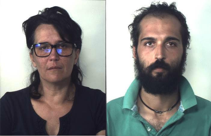 Pescara, farmaci e botte per uccidere il compagno: donna arrestata con il figlio FOTO