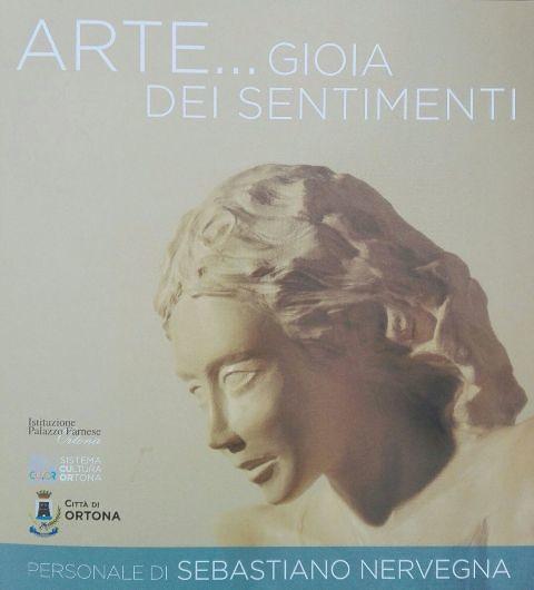 Ortona, inaugurata la mostra personale di Sebastiano Nervegna