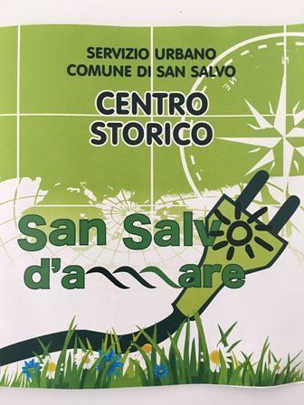 San Salvo, sospensione servizio bus elettrico