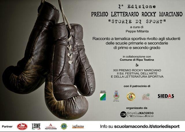 Premio Letterario Rocky Marciano a Ripa Teatina