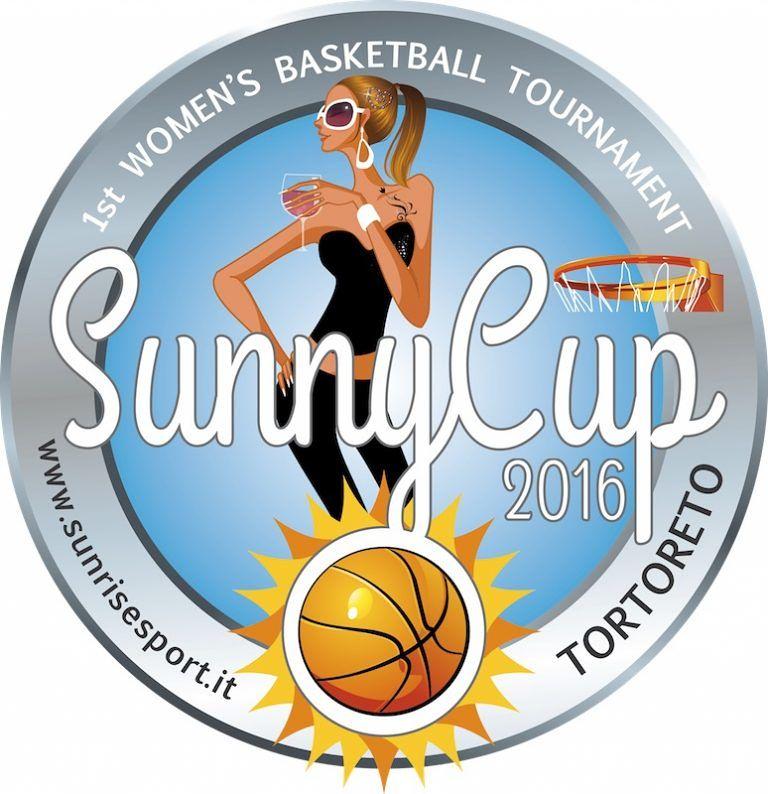 Sunny Cup: primo torneo di basket femminile Under 16 a Mosciano e Alba Adriatica