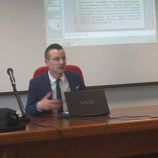 Teramo, Luigi D'Ettorre nuovo segretario Sel