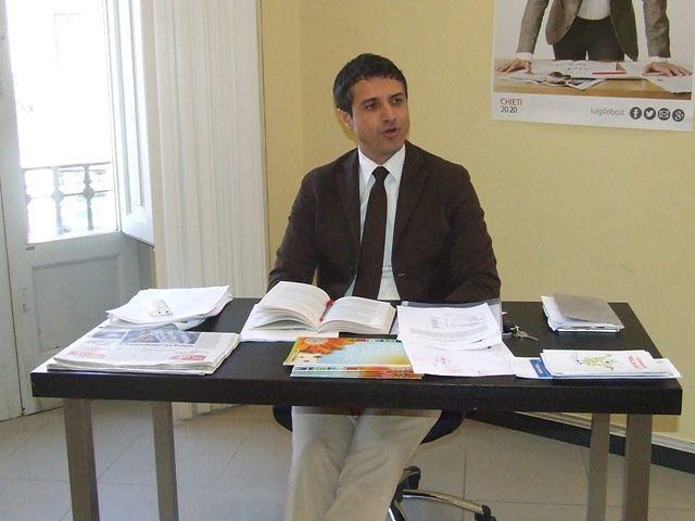 Dea II Livello Ospedale Chieti, interviene Luigi Febo