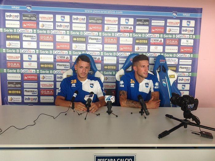 Pescara, ecco Biraghi e Manaj: l'albanese per il post-Lapadula