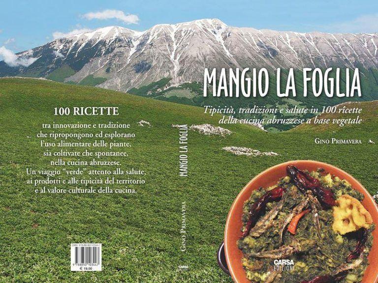 """Tortoreto, Mangio la foglia: il libro di ricette nell'evento di """"Alta Marea"""""""