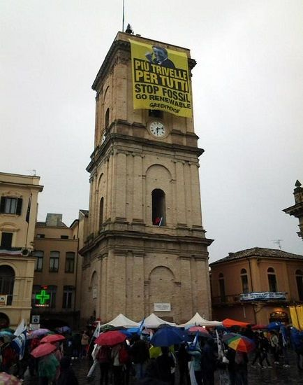 Trivelle Abruzzo, Forum dell'Acqua: 'D'Alfonso si incateni'