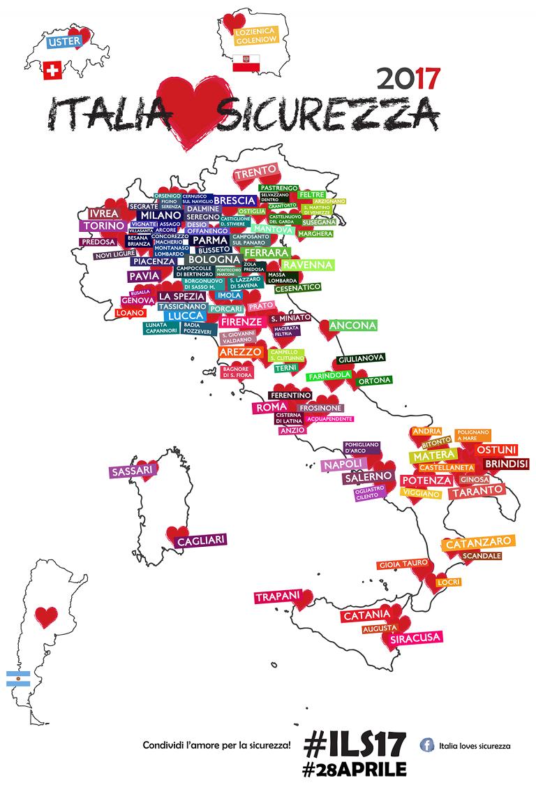 Giulianova, la Giornata Mondiale per la Salute e Sicurezza a scuola con la Protezione Civile