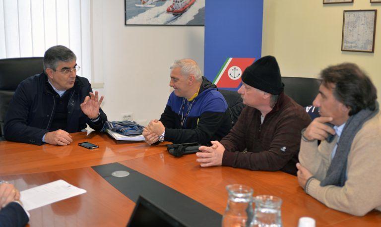 Il presidente dell'Autorità portuale a Pescara: priorità dragaggio e diga foranea VIDEO