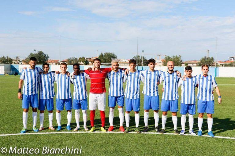 Eccellenza, il Martinsicuro la squadra più giovane del campionato