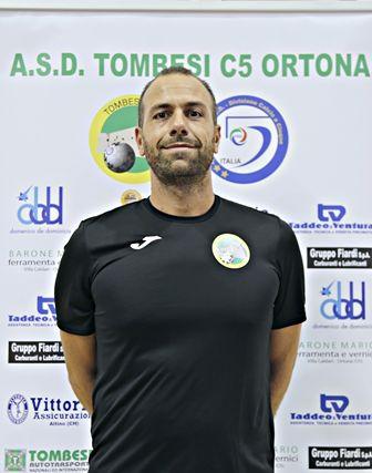 Calcio a 5, il tecnico della Tombesi pronto alla nuova stagione