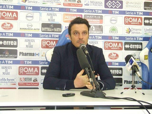 Pescara – Fiorentina, parola ai due tecnici