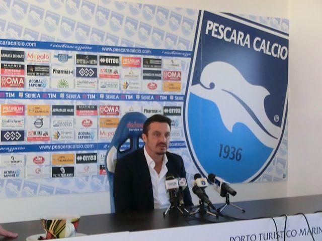 Inter-Pescara, Oddo :'a Milano per reagire'