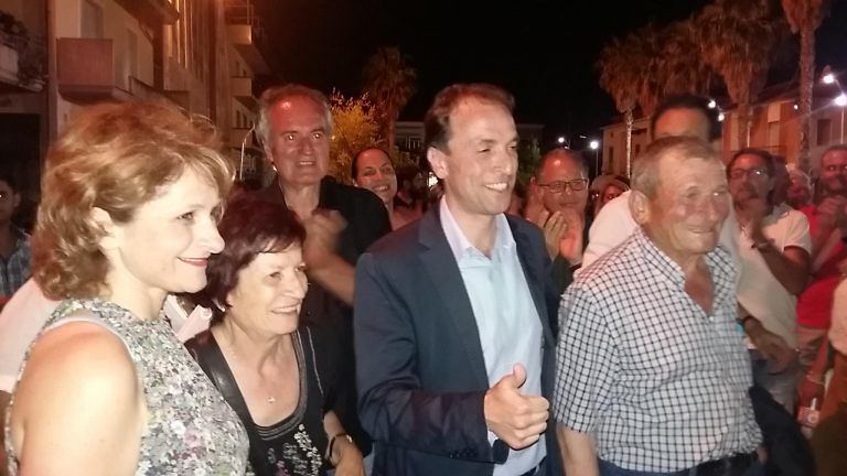 Elezioni Martinsicuro, in sala consiliare la proclamazione del nuovo sindaco
