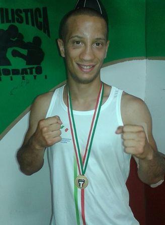 Pugilato, Mattia Di Tonto vince l'oro ai campionati italiani universitari