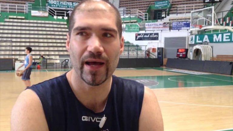 Basket, Giulianova recupera contro il Taranto di Chiacig