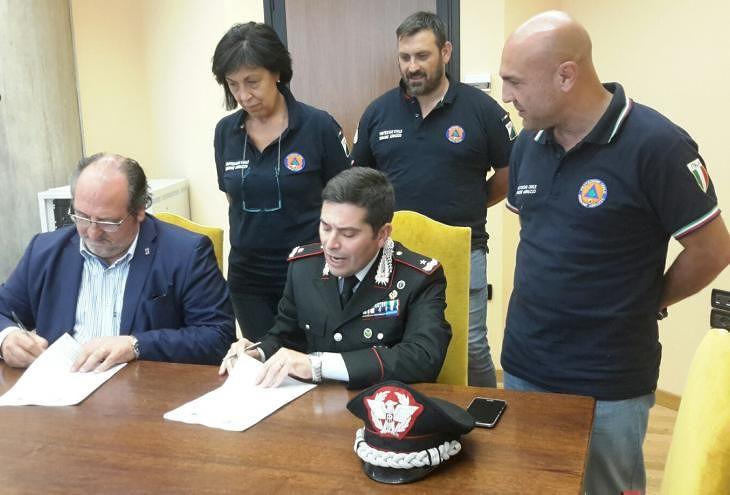 Abruzzo, lotta ad incendi e valanghe: accordo Regione-Carabinieri Forestali – VIDEO