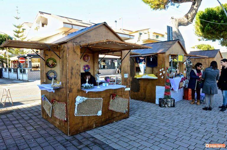Tortoreto, mercatino di Natale sul lungomare fino al 26 dicembre