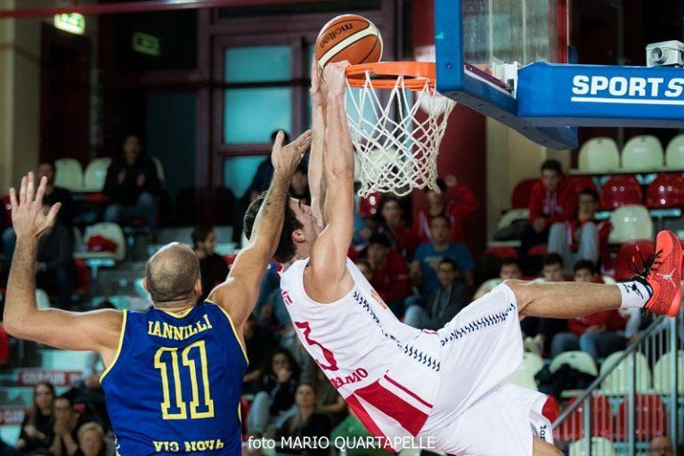 Basket, Meta Teramo a Roma per recuperare la gara con Stella Azzurra