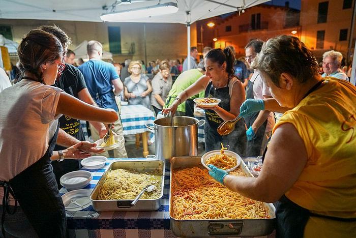 Terremoto, raccolti 7 mila euro a Miglianico con 'Un'amatriciana per Amatrice'