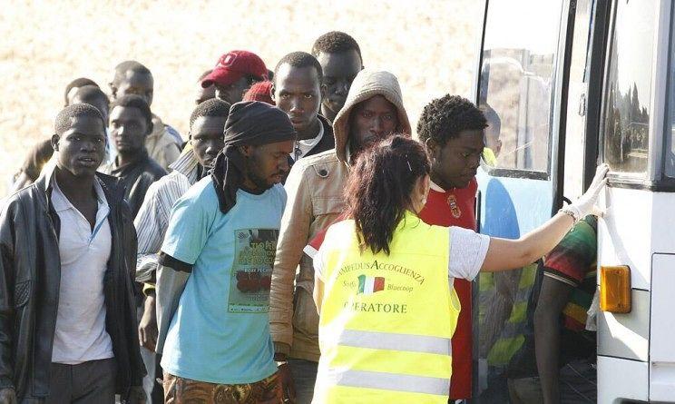 Abruzzo, migranti in arrivo da Gorizia