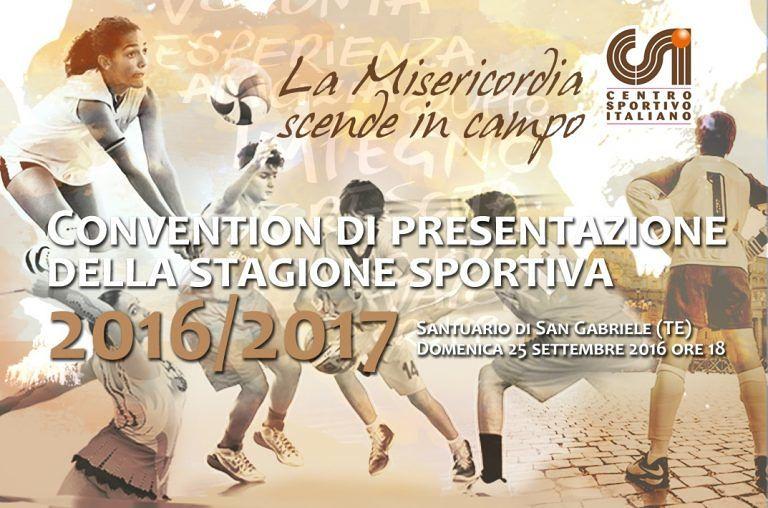 San Gabriele, l'olimpionico di scherma Paolo Pizzo alla convention del Csi