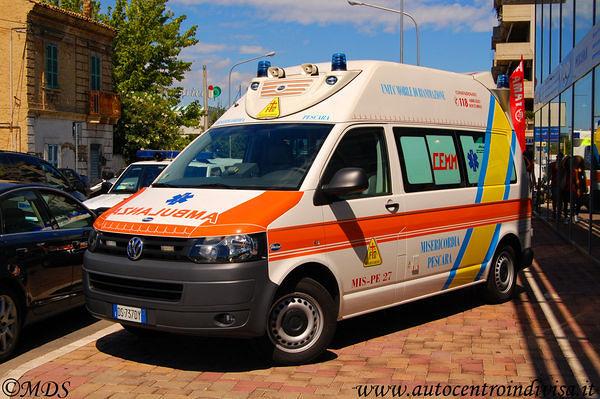 Pescara, il Tar sospende l'appalto per il trasporto degli infermi
