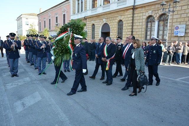Mosciano, celebrazione del 40° anniversario della morte di Settimio Passamonti FOTO
