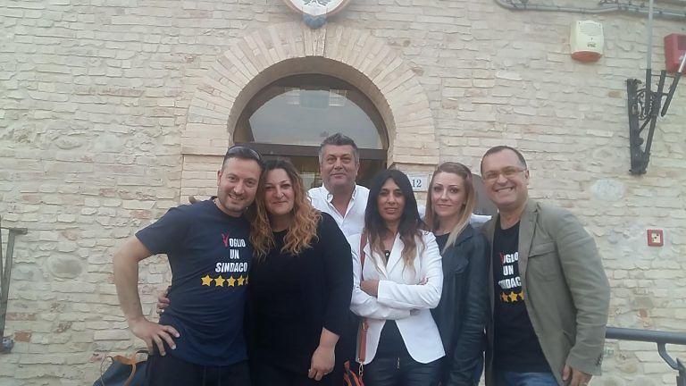 Elezioni Tortoreto, il Movimento 5 Stelle ha depositato la lista: tutti i candidati