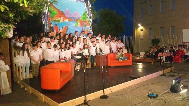 Chiusura dell'anno scolastico per gli alunni di Paglieta e Torino di Sangro con un musical sui Promessi Sposi