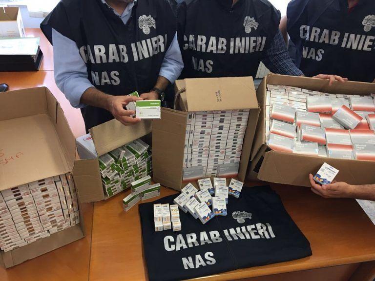 Doping, 7 giovani indagati in Abruzzo: maxi sequestro dei Nas