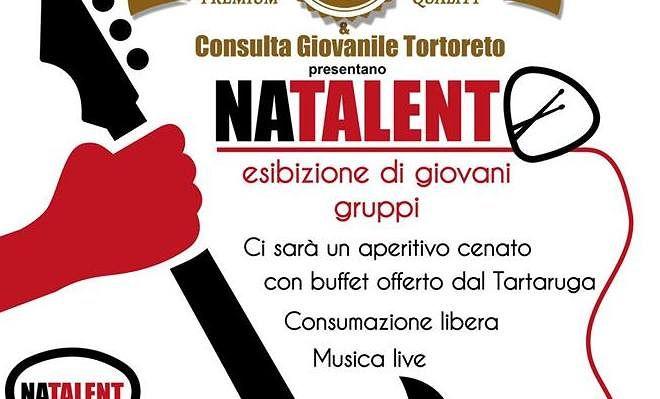 Tortoreto, Natalent: l'evento della consulta giovani dedicato alla musica