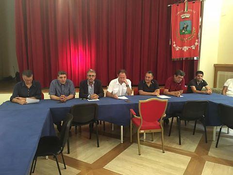 Nereto, già operativo il gruppo di Protezione Civile San Martino