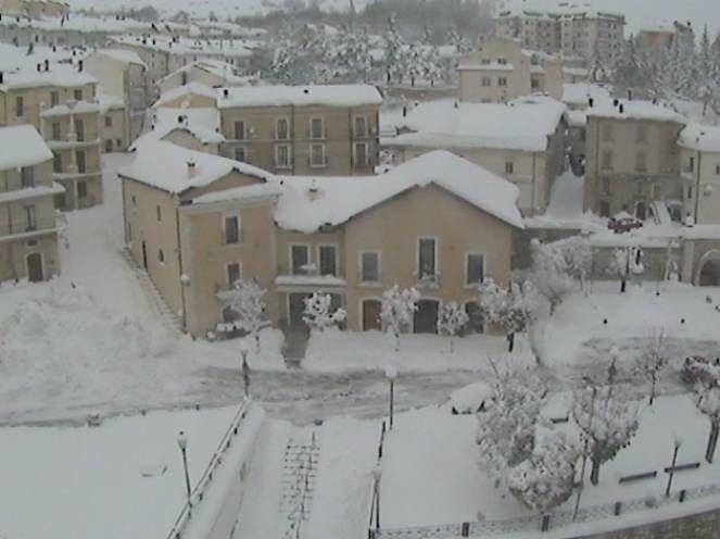 Black out energetico: 42mila famiglie in Abruzzo senza luce e riscaldamento