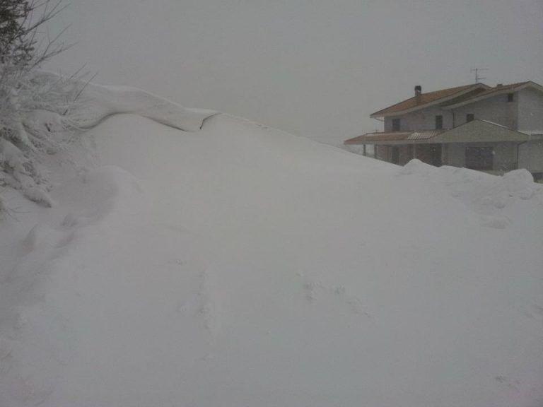 Meteo, arriva Ivan e poi il Burian: neve e venti freddi su tutto l'Abruzzo