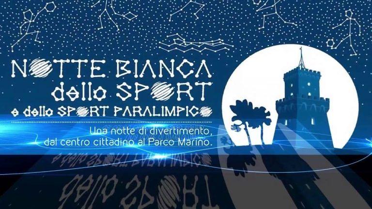 Pineto, la Notte Bianca dello Sport sfida la pioggia e vince FOTO-VIDEO