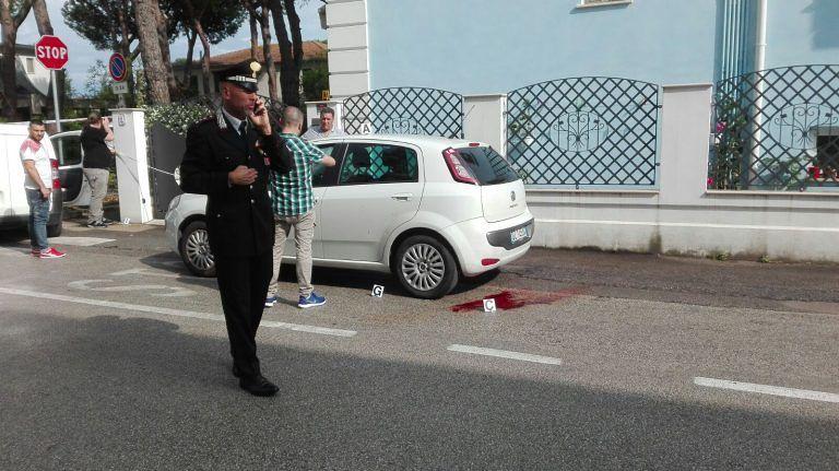 Omicidio Giulianova, Cialini ucciso con un fendente al cuore