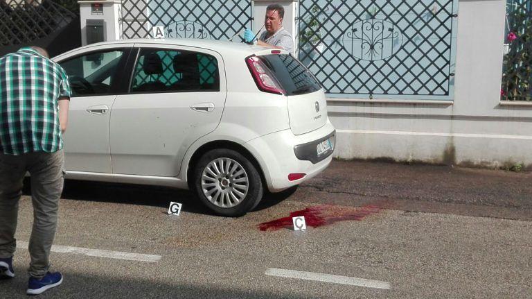 Giulianova, accoltellato ed ucciso in pieno centro FOTO VIDEO