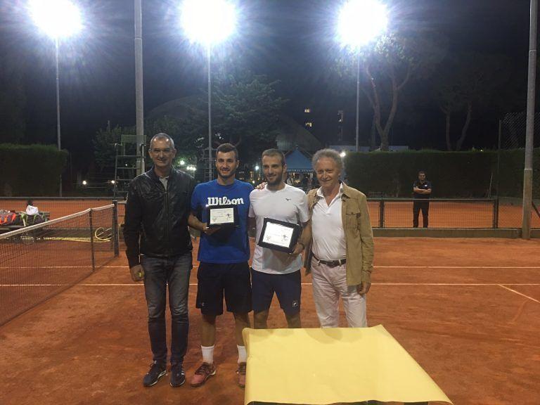 Tennis, Fischetti vince il torneo open 'Città di Giulianova'