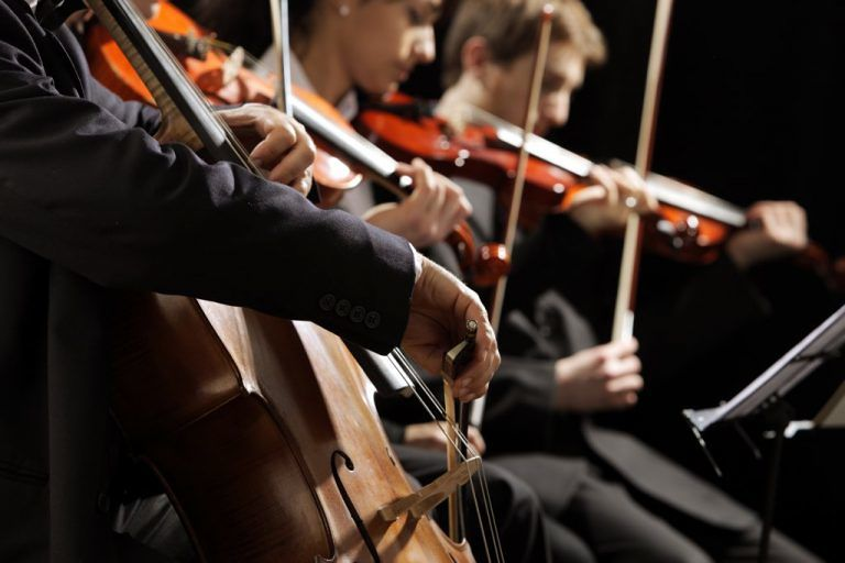 Concerto dell'Orchestra Giovanile Europea di Tollo