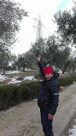 Sant'Omero, riattivata l'elettricità anche in campagna