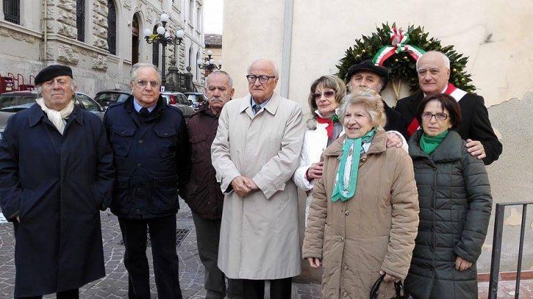 Celebrato a Teramo e Montorio il 72° anniversario della morte di Ercole Vincenzo Orsini