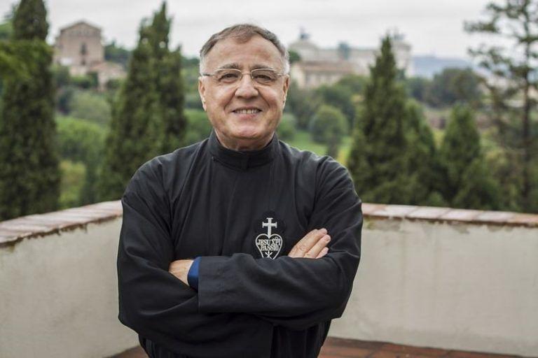San Gabriele, alla direzione dell'Eco torna padre Ciro Benedettini