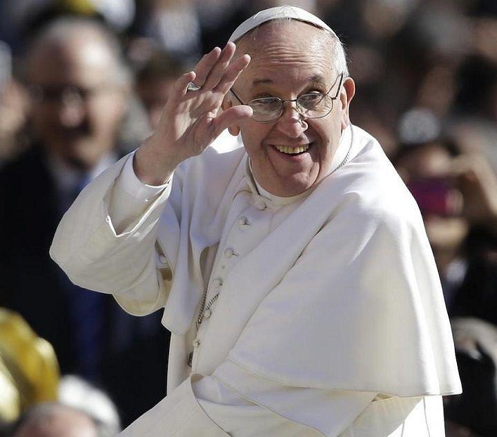 Papa Francesco a Carsoli per visita alle suore
