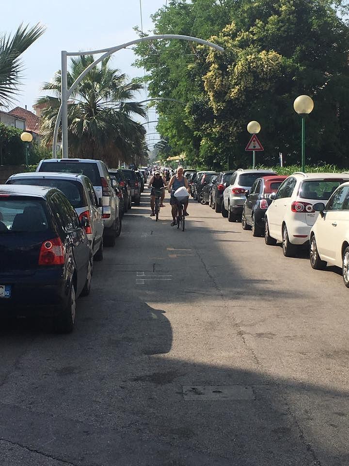 "Pescara, niente avvisi: ""Flop per il parcheggio sulla Strada Parco"""