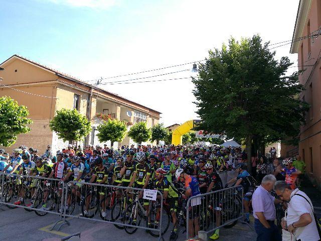 Borgese e De Lorenzo trionfano alla Gran Fondo di Fara San Martino