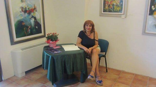 A Pescara la mostra personale di Patrizia D'Andrea