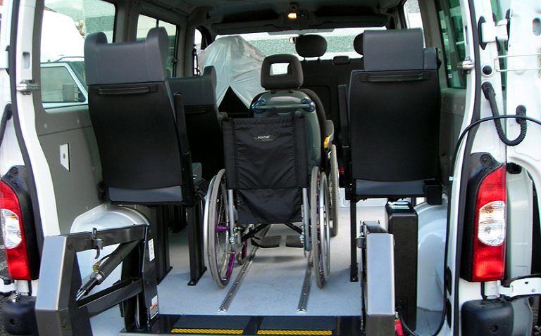 Montesilvano, trasporto disabili: accordo tra Comune e privati